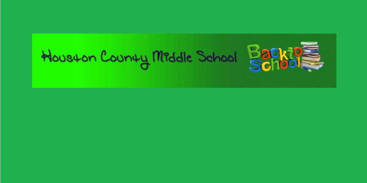 Houston County School Calendar.Home Houston County Middle School