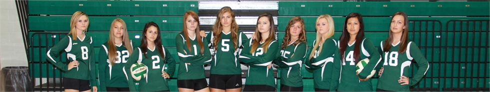 2015-2016 Volleyball Seniors