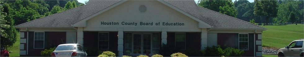 Houston County Board of Education building